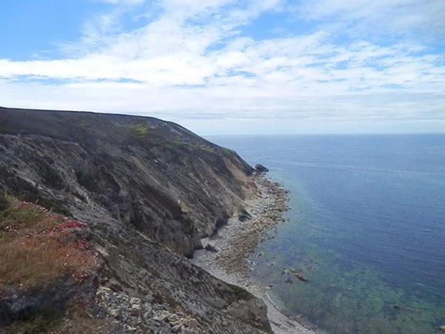La presqu'île de Crozon : Cap de la Chèvre
