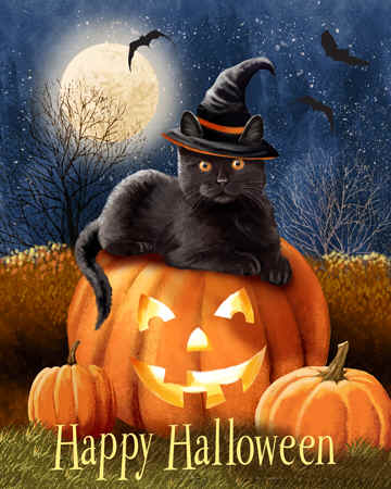 Wallpaper World: Happy Halloween