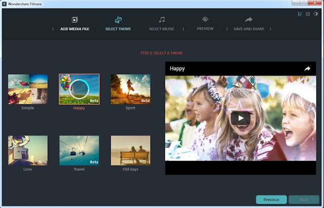 Luwung Desain - Tutorial Lengkap Edit Video dengan Wondershare Filmora easy mode
