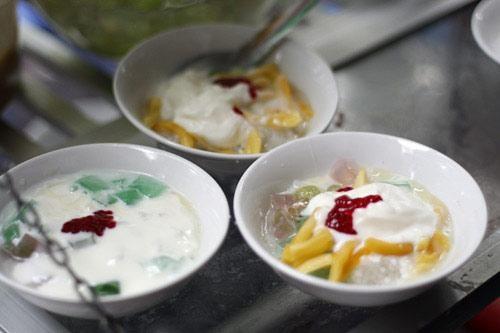 Sữa chua mít Hoàng Anh 22 Bà Triệu