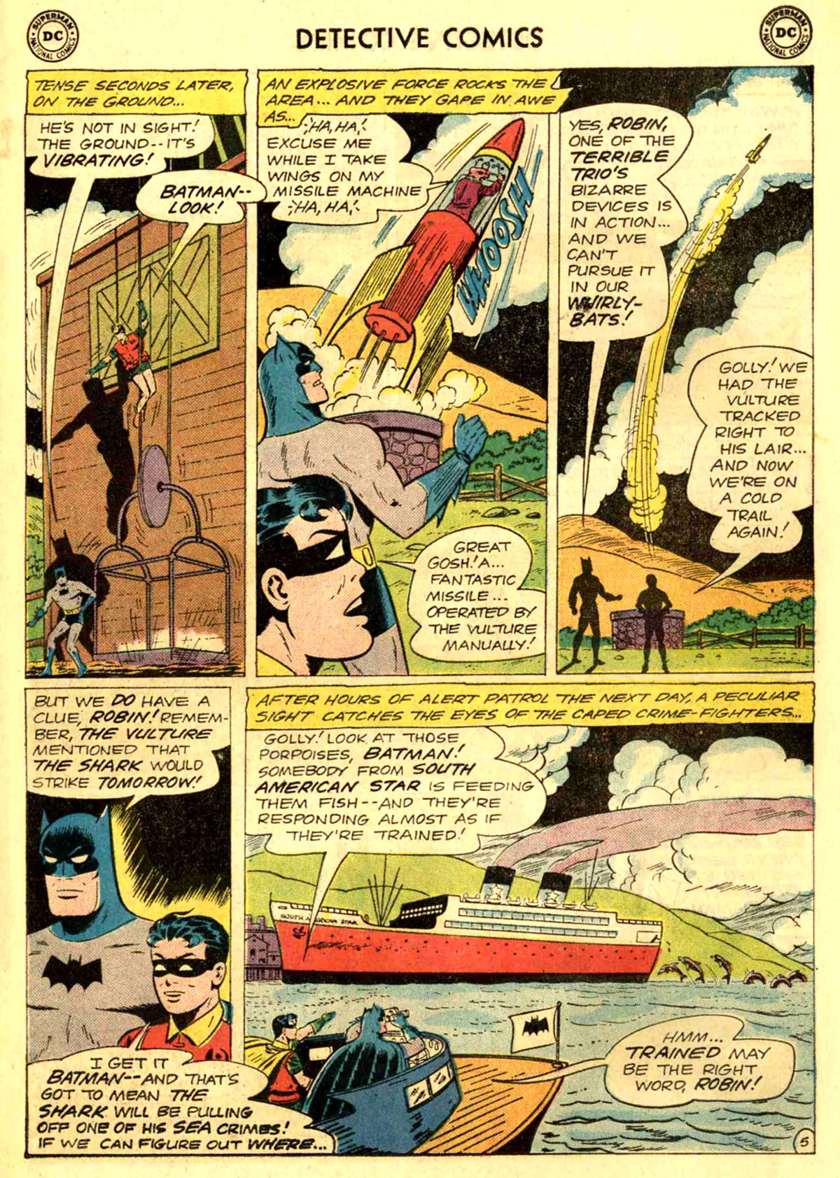 Detective Comics (1937) 321 Page 6