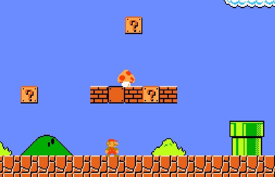 Cara Main Super Mario Bros di Smartphone Android