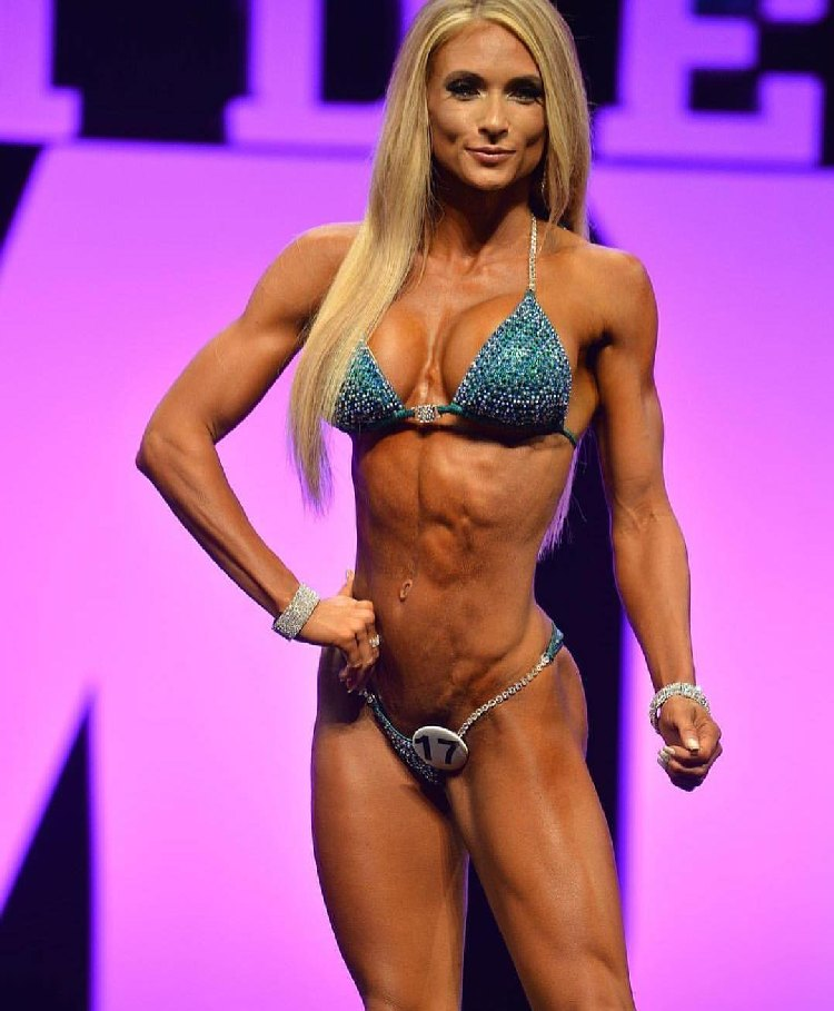 Fitness Bikini Pro Alyssa Germeroth