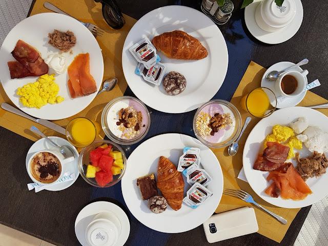 Colazione-Vivosa Apulia resort