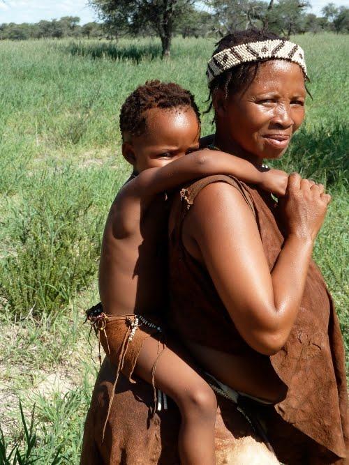 bushmen San Bushmen People, The World Most Ancient Race People In Africa