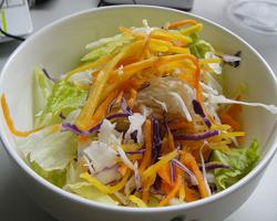 Cara Membuat Mix Vegetables Salad With Mayonnaise Sauce ala Resep Praktis