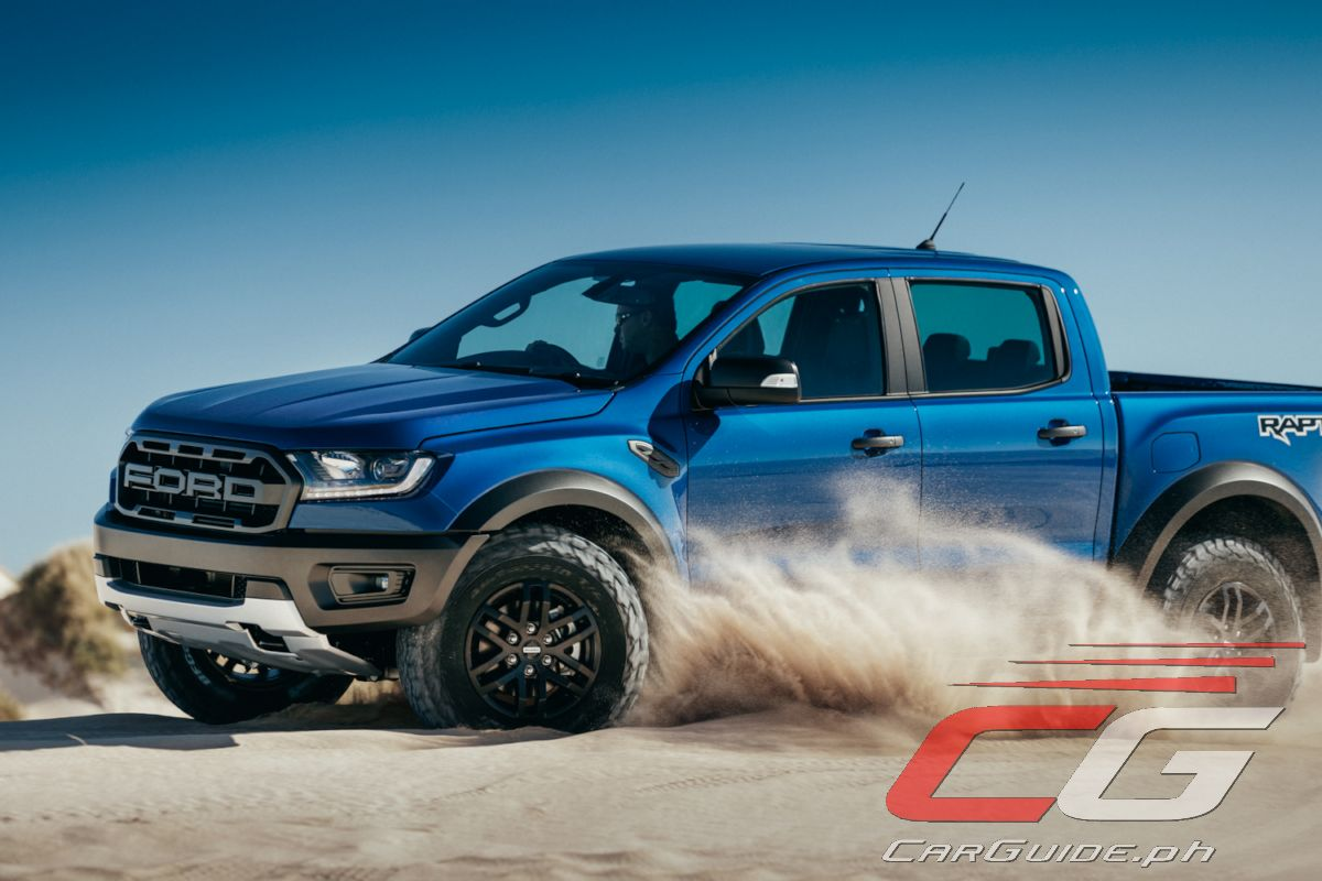Ford Unveils First Ever Ranger Raptor W Video Philippine Car