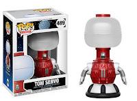 Funko Pop! Tom Servo