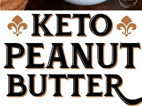 Easy 3 Ingredient Keto Peanut Butter Cookies Recipe