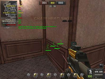 Detik kemudian klik visit link berwarna merah 20 20 Februari 2018 - Analin 4.0 Point Blank Garena Wallhack, ESP Mode, Auto Headshoot, 1 Hit, Aimbullet, Auto Killer, No Recoil, Full Mode VVIP