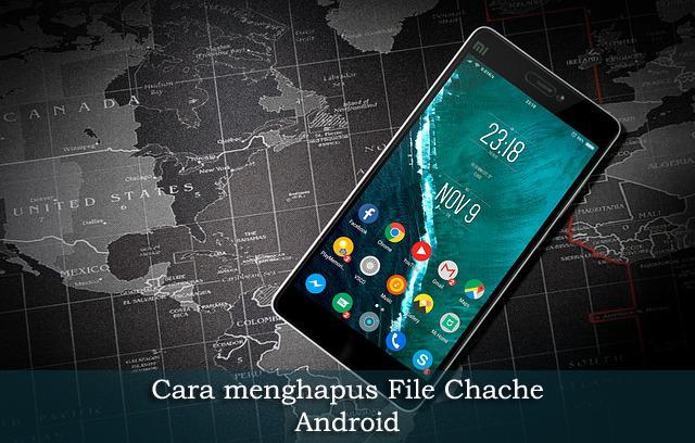 Cara Menghapus File Cache Yang Sulit Dihilangkan