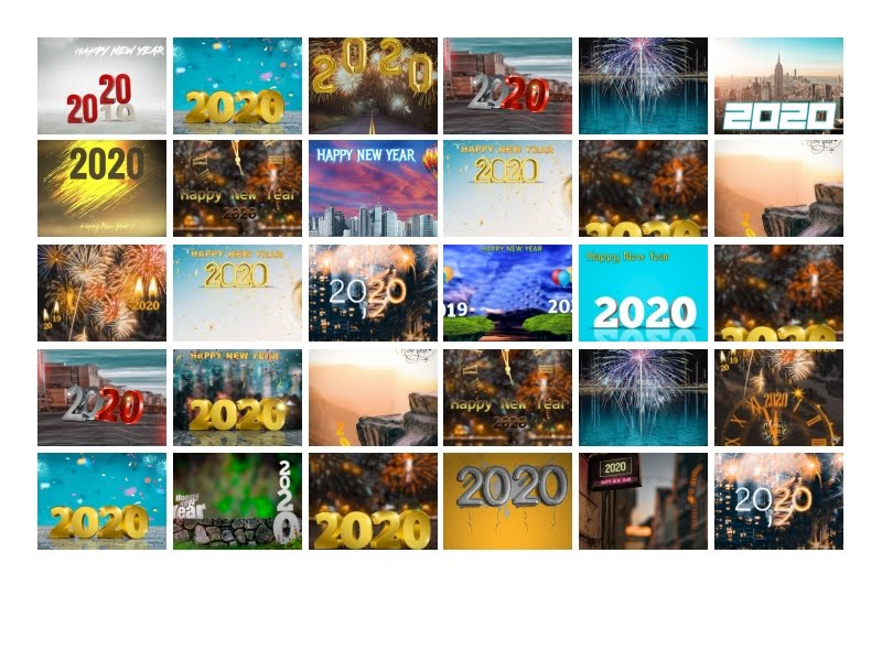 Happy new year editing background download 2020 ...