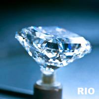 UK blue chip stock : LSE:RIO Rio Tinto plc stock price chart
