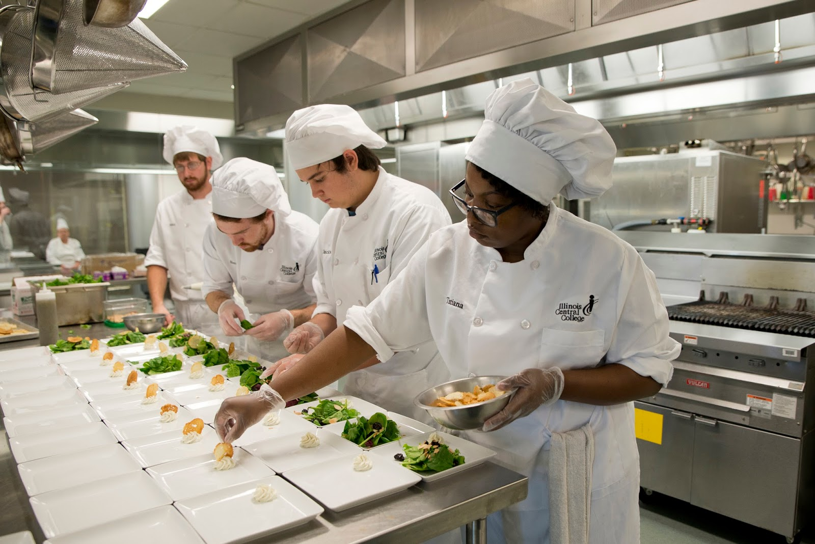 culinary arts paper Start studying culinary arts 1- final exam review learn vocabulary, terms, and more with flashcards, games, and other study tools.