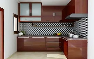 kitchen set minimalis dapur 6