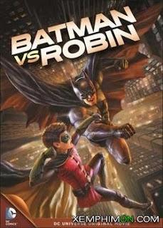 Người Dơi đại chiến Robin