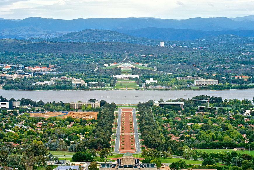 Canberra 10 Keunikan Benua Australia