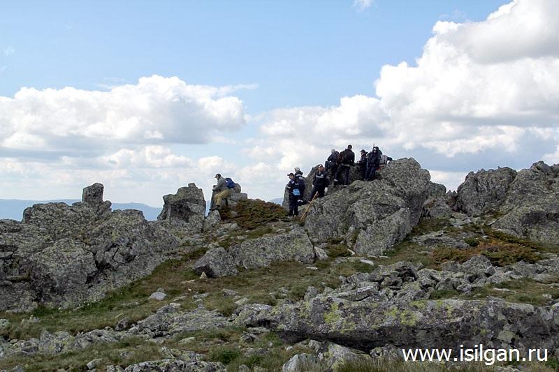 Гора Обзорная. Массив Большой Иремель. Республика Башкортостан