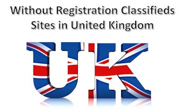 UK Free Classified Sites List Without Registration
