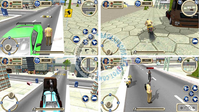 Game Miami Crime Simulator 2 HD APK Android free download