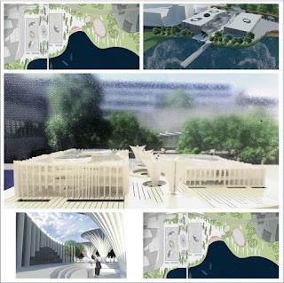 konsep perencanaan desain Kawasan Konservasi  Teluk