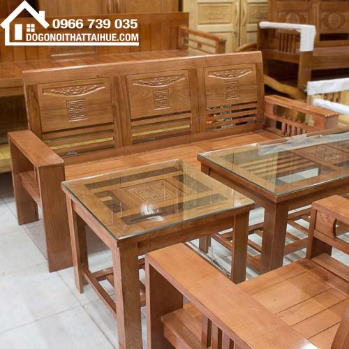 Salon gỗ sồi đẹp giá rẻ, Salon gỗ tại Huế, Đồ gỗ nội thất tại Huế, cửa hàng đồ gỗ nội thất tại Huế, mua bàn ghế gỗ ỏ Huế, mua bàn ghế gỗ ở tp huế, dogonoithattaihue.com, dogonoithattaihue