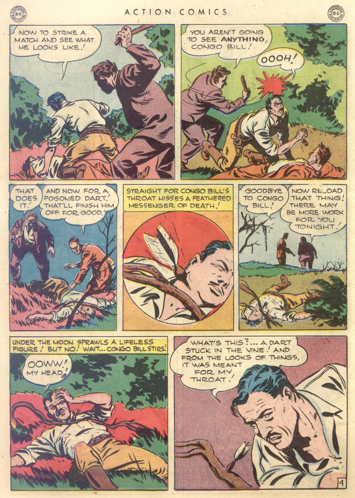 Read online Action Comics (1938) comic -  Issue #88 - 26