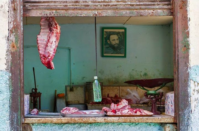 Resultado de imagem para miseria de moradia em cuba