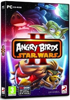 Angry Birds Star Wars II (PC) Completo