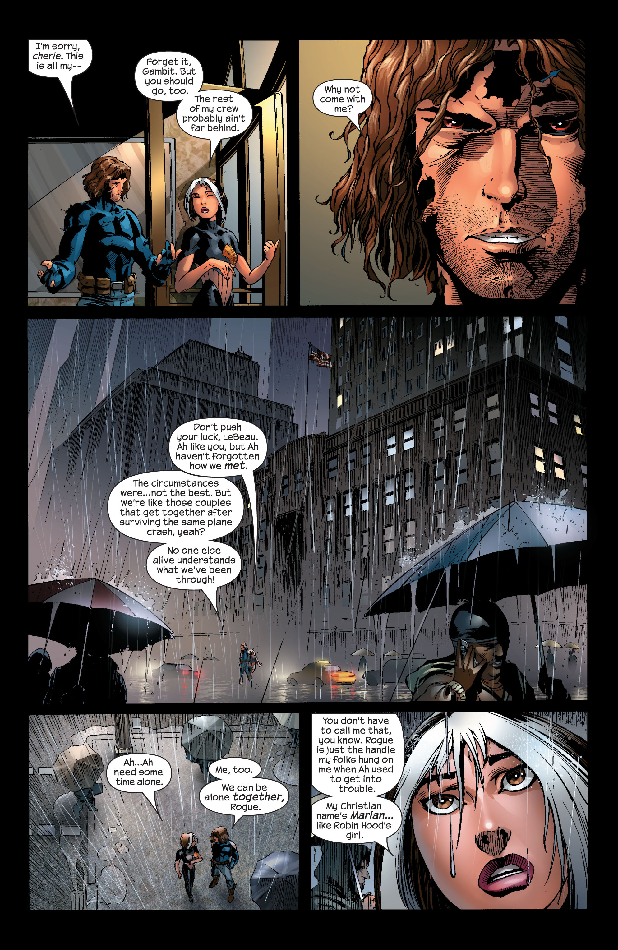 Read online Ultimate X-Men comic -  Issue #53 - 20