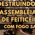 Destruindo as assembleias da feitiçaria: oração