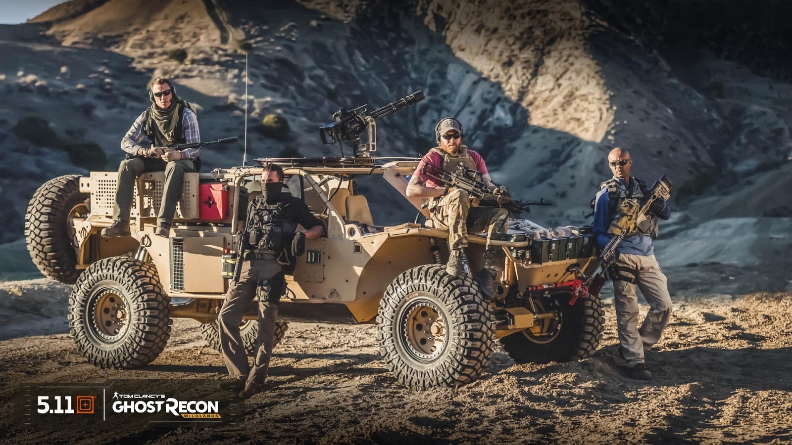 Lets you play tactical dress up with ghost recon wildlands zim edc military hobby - Weaver ghost recon ...