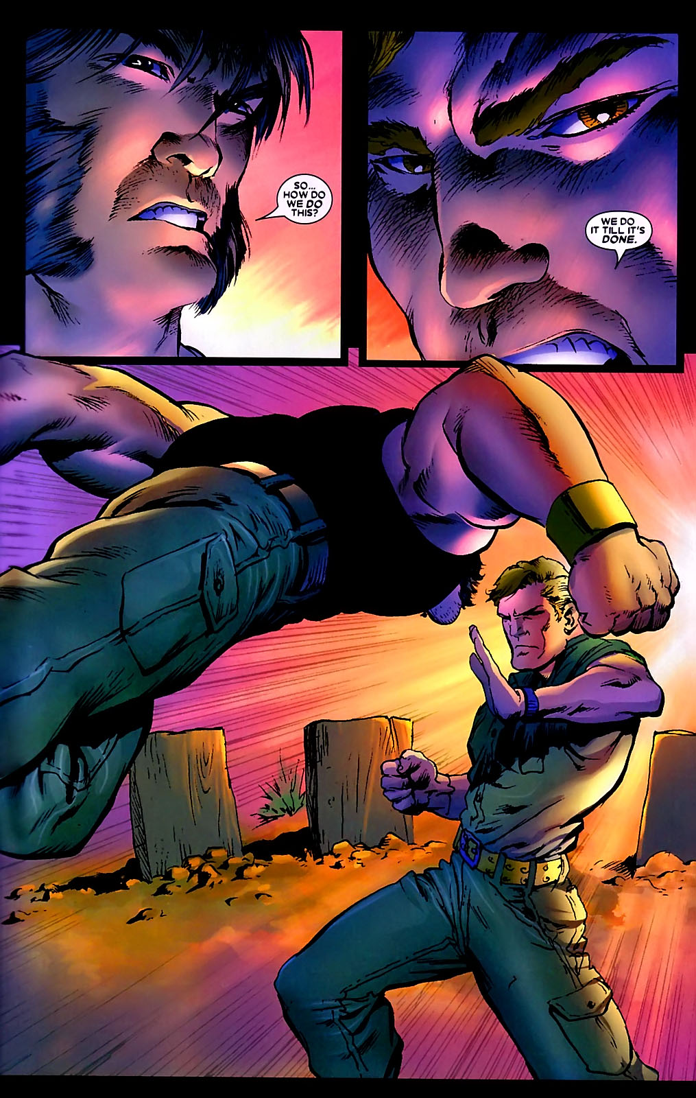 Read online Wolverine (2003) comic -  Issue #34 - 13