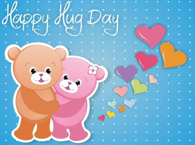 hug day wishes for couple