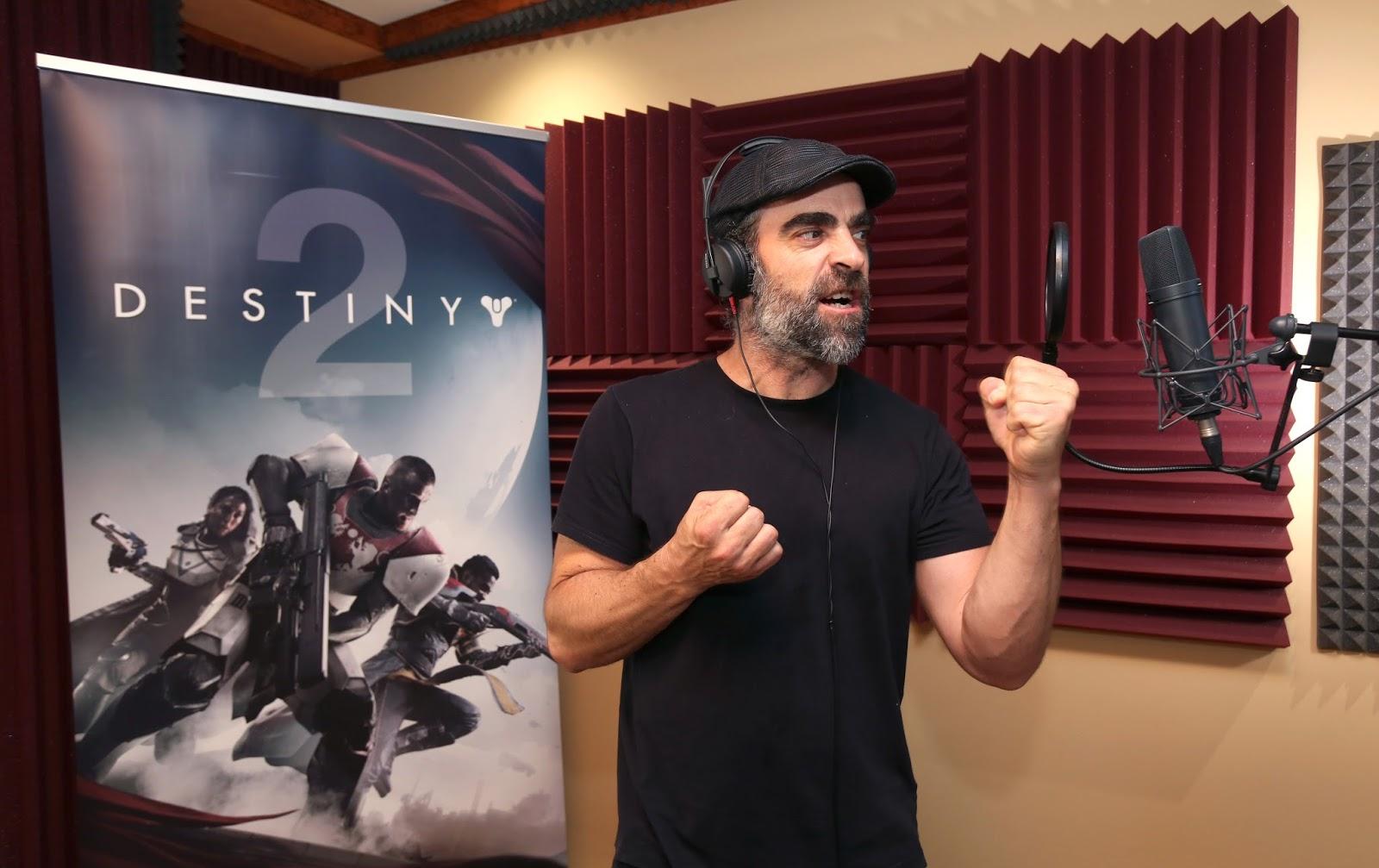 Destiny 2 contará con Luis Tosar como la voz del villano Lord Ghaul