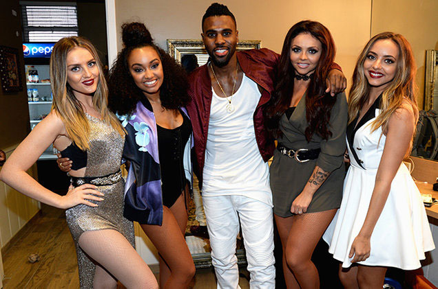Little Mix - Secret Love Song feat. Jason Derulo