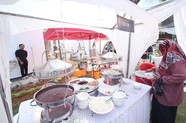 Buffet Ramadan Melaka 2019 - Villa Istana Melaka