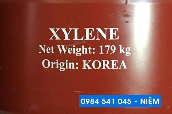 Dung môi công nghiệp Xylene