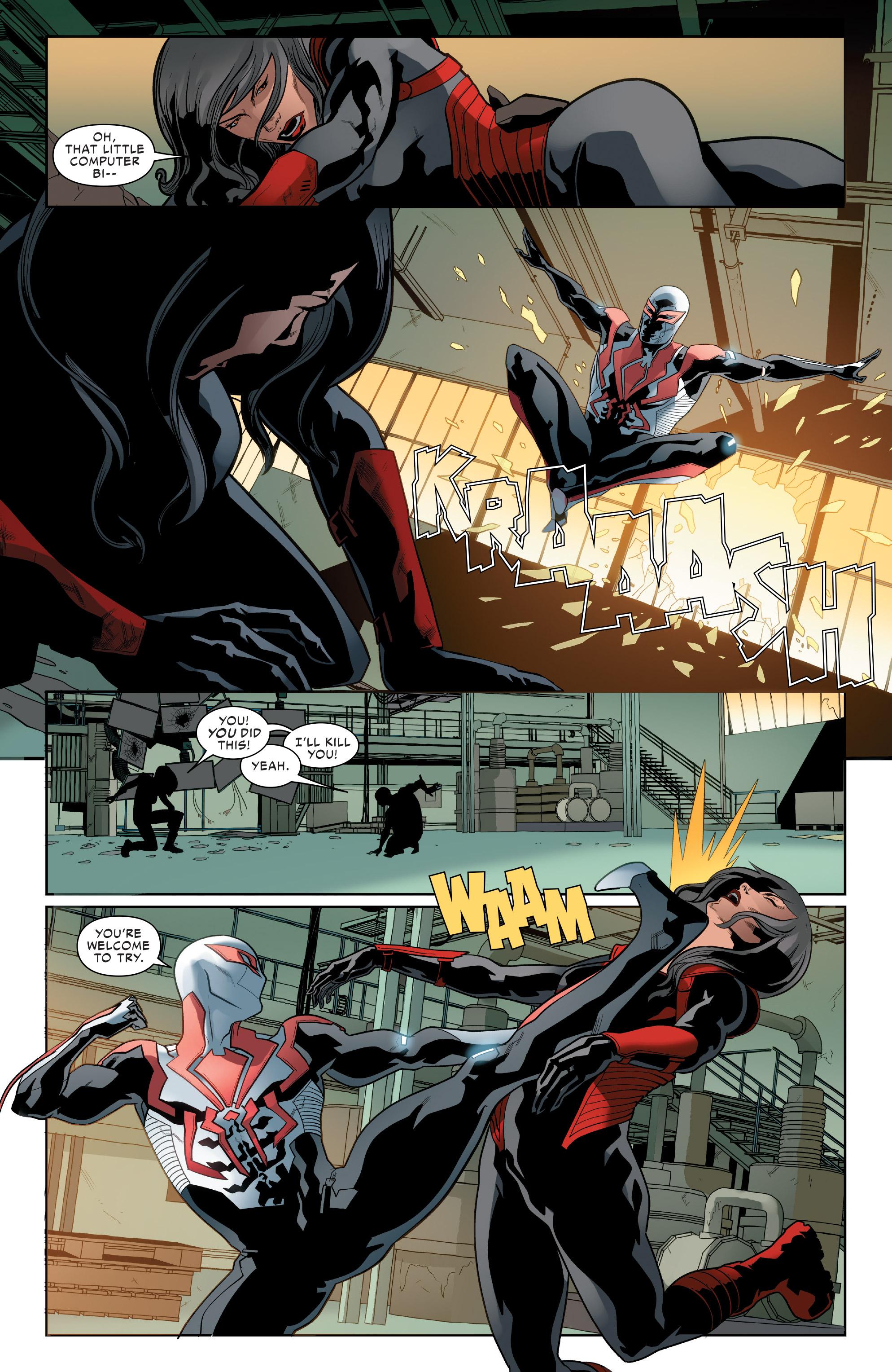 Read online Spider-Man 2099 (2015) comic -  Issue #24 - 16