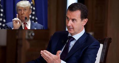 قرار عاجل الآن من ترامب بخصوص بشار الأسد يصدم به العالم