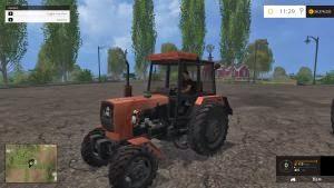 UMZ 8240 tractor