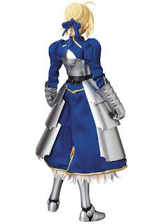 Real Action Heroes No.777 RAH Saber/Altria Pendragon Ver.1.5 de Fate/Grand Order - Medicom