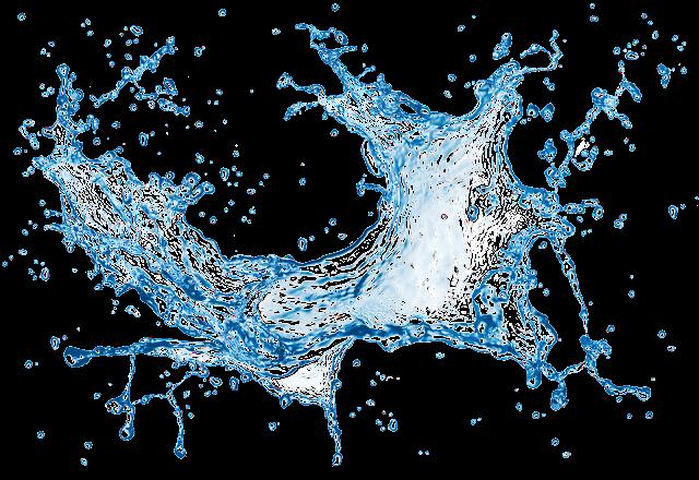 El agua del grifo es transparente, pero en el mar es otra la historia