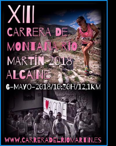 XIII Carrera de Montaña Río Martín