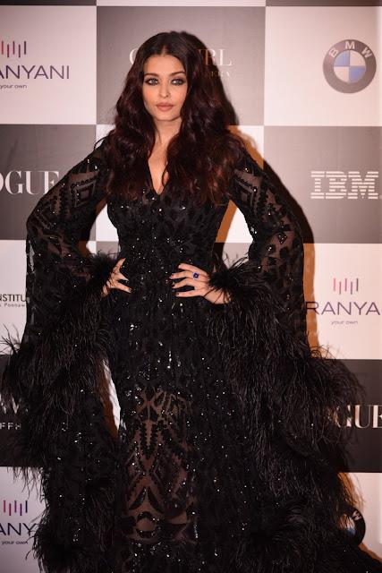 Aishwarya Rai at Vogue Women awards