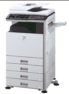 Sharp MX-3100N printer drivers, software download & Install