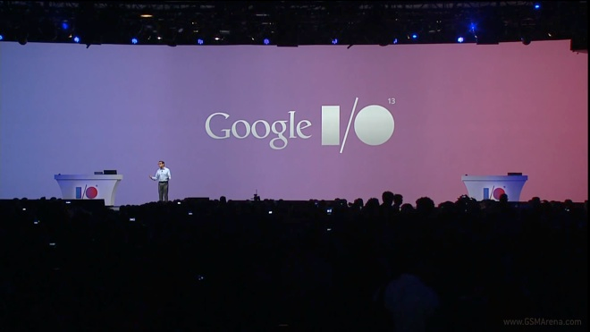 Watch the Google IO Keynote Live