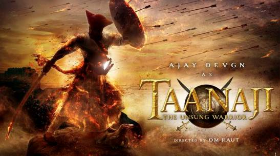 Ajay Devgn Hindi movie Taanaji-The Unsung Warrior 2018 wiki, full star-cast, Release date, Actor, actress, Song name, photo, poster, trailer, wallpaper