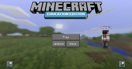 Minecraft: Education Edition Beta Starts!!
