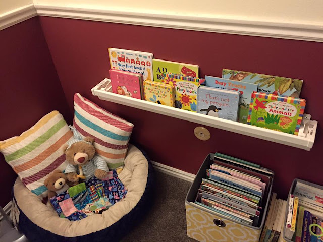 Children's Book Shelf Ideas